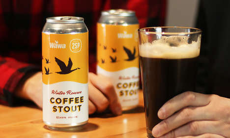 Convenience Brand Coffee Stouts