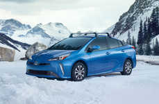 All-Wheel Drive Hybrid Cars