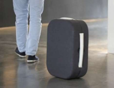 Intuitive Auto-Following Luggage