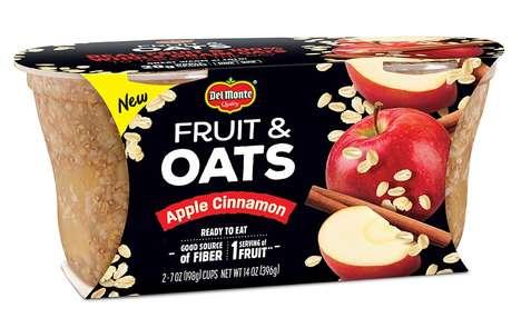 Prepackaged Fruity Oat Snacks