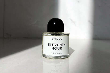 Luxe Winter-Inspired Perfumes