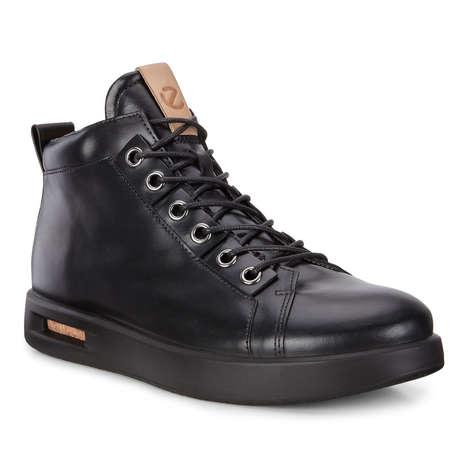 Cork-Accented Men's Sneakers