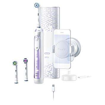Sensored Electronic Toothbrushes