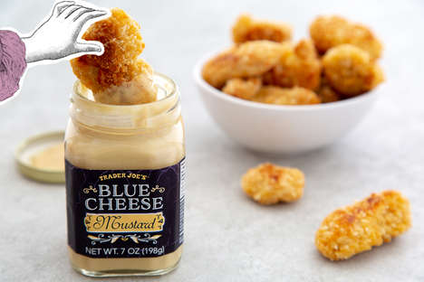 Blue Cheese Mustards