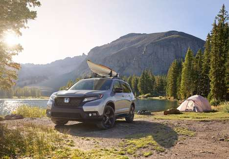 Wilderness-Ready SUVs