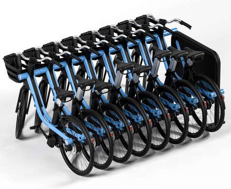 Reimagined Bike Docks