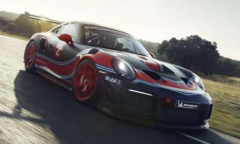 High-Performance Track Cars