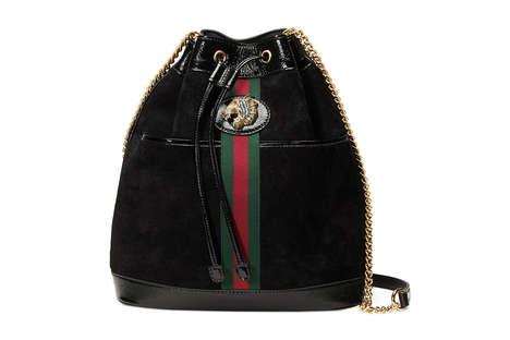 Luxe Designer Bucket Bags