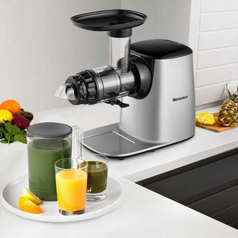 Adjustable Mastication Juicers