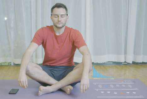 Biosensing Meditation Headsets
