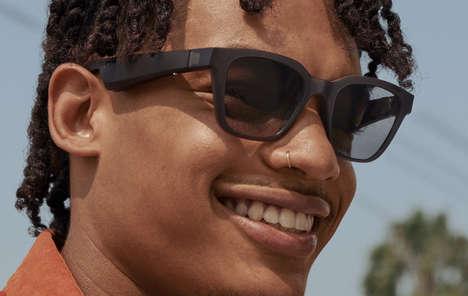 Discreetly Connected Eyewear