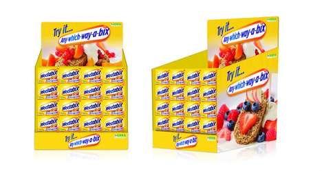 Cereal Customization Campaigns