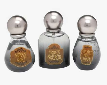 Spooky Christmas Film Fragrances