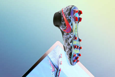 Game-Inspired Soccer Boots - EA Sports and Nike Design the Limited Edition PhantomVSN Sneakers