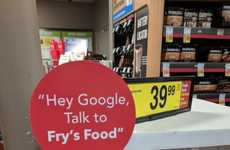 Voice Assistant Grocery Shopping - Kroger Co. Expands Its Contextual Commerce in Online Ordering