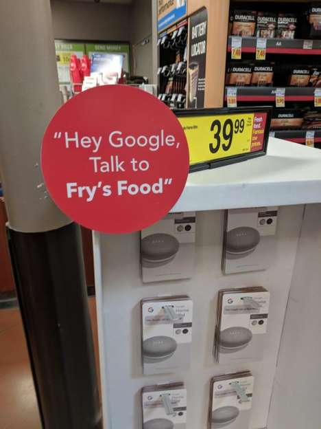 Voice Assistant Grocery Shopping