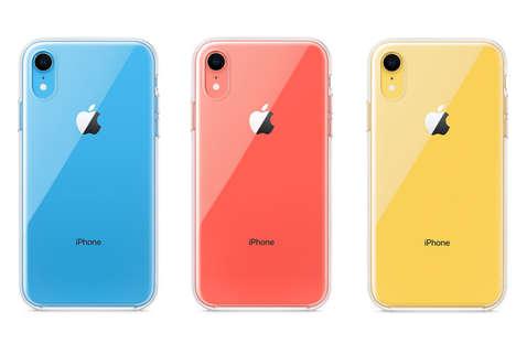 Transparent Flexible Phone Cases