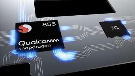 5G-Ready Smartphone Processors
