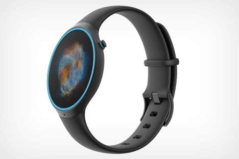 Voice Assistant Wearables - The 'Alexa Watch' by 2-LA Design Brings the Voice Assistant with You