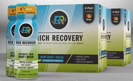 Clarity Improving Energy Beverages