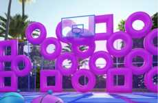 Design-Focused Basketball Courts