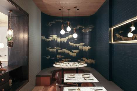 Stylishly Contemporary Chinese Eateries