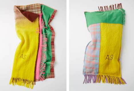 Scarf-Inspired Home Items
