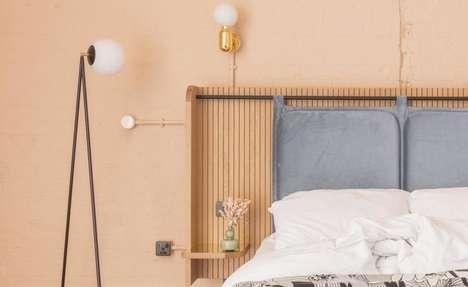Multi-Purpose Pastel Hotels