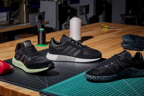 All-Black Archival Sneaker Packs