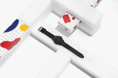 Design-Friendly Minimalist Timepieces
