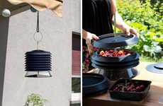 Sun-Powered Food Dehydrators