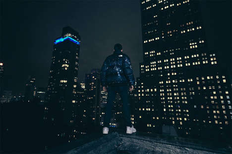 Skyline-Inspired Outerwear Series