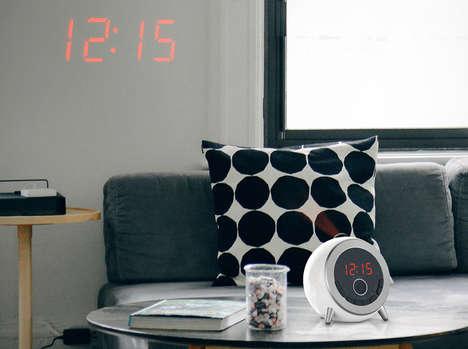 Bulbously Bold Alarm Clocks