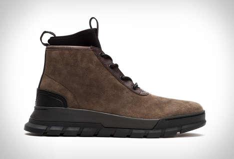 Sleek Supportive Urbanite Boots