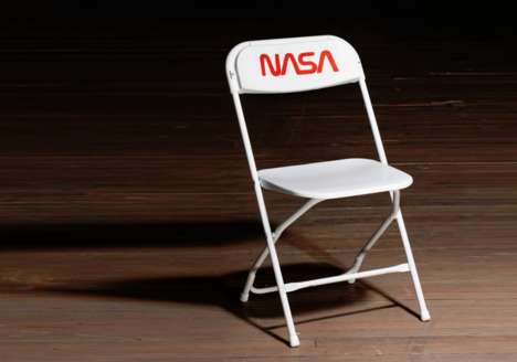 Astronaut-Inspired Limited Edition Chairs