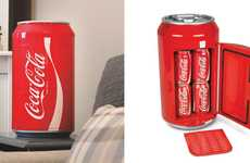 Soda Can Mini Fridges