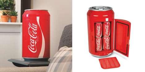 Soda Can Mini Fridges
