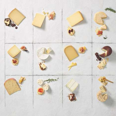 Festive Discount Cheese Promotions - Whole Foods' 12 Days of Cheese Promotion Includes Big Discounts