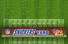 Yard-Long Candy Bars