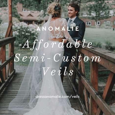 Cost-Conscious Custom Veils