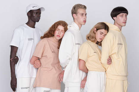 Ultra-Sustainable Minimalist Clothing Collections