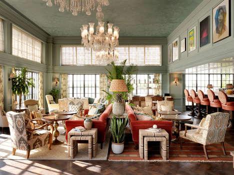 Regionally Inspired Modern Hotels