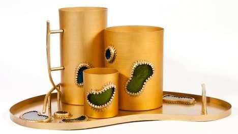 Extravagant Designer Barware