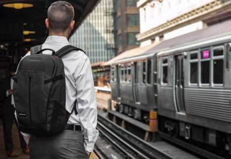 Urban Commute-Friendly Backpacks