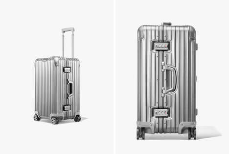 Ultra-Chic Long-Haul Suitcases