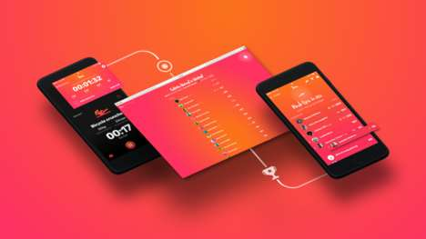 Connected Workout Community Apps