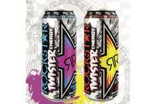 Twisted Berry Energy Drinks