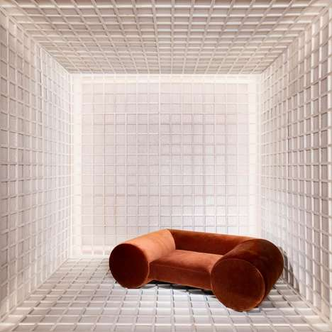 Modern Geometric Furniture Collections - Paolo Ferrari's 'In Editions Three' is Unique and Practical
