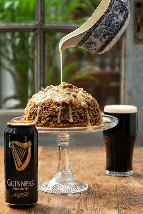 Holiday Cooking Events - Chef Clodagh McKenna and Guinness Hosted an Interactive Cooking Event