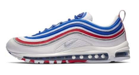 Velcro-Branded Mesh Sneakers